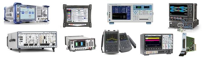 Actualités test et mesure électronique