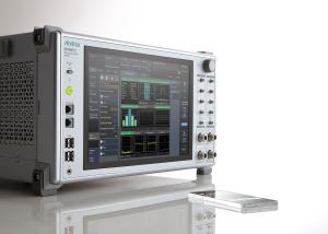 analyseur de radiocommunications MT8821C d'Anritsu