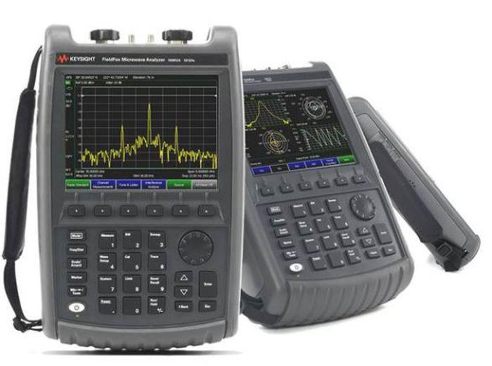 Analyseurs RF portables 50 GHz de Keysight
