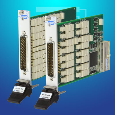 Modules résistances programmables Pickering 40-297 et 50-297