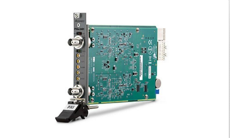 Compteur fréquencemètre PXI Express Astronics 2461