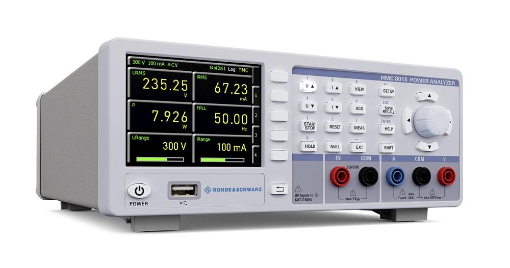 Analyseur de puissance R&S HMC8015