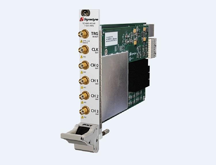 Générateur arbitraire Signadyne SD-AWG-H3384-PXIe