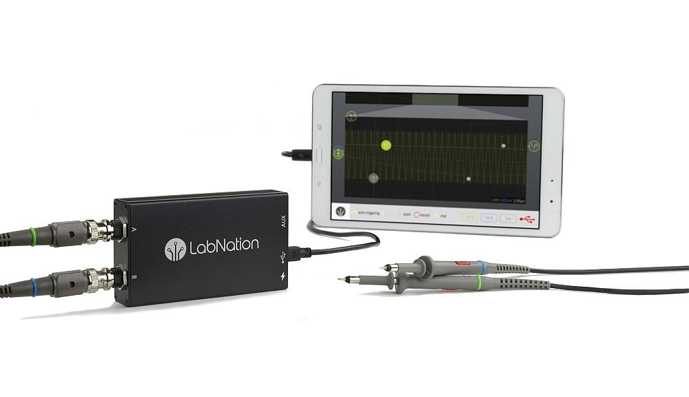 Smartscope LabNation