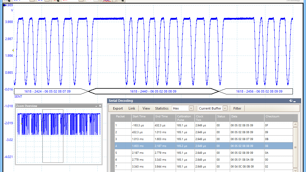Logiciel PicoScope 6.11.7