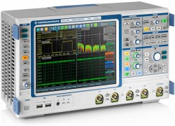 Oscilloscopes R&S RTE