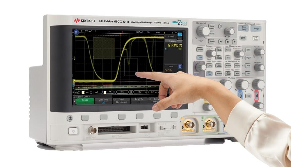 Oscilloscope Keysight 3000TX