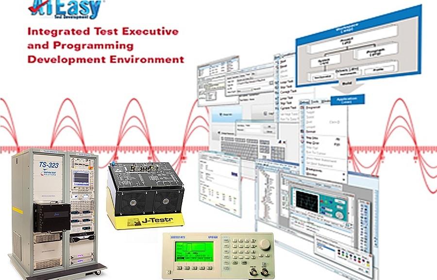 Logiciel de test Ateasy de Marvin Test Solutions