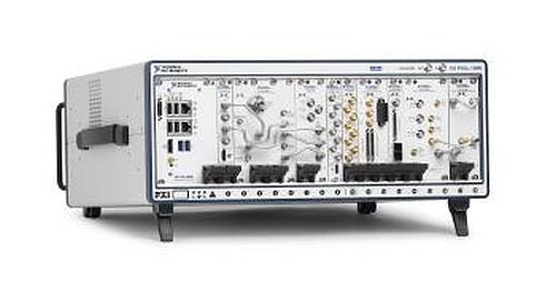 Contrôleur NI PXIe-8880 et châssis PXIe-1085