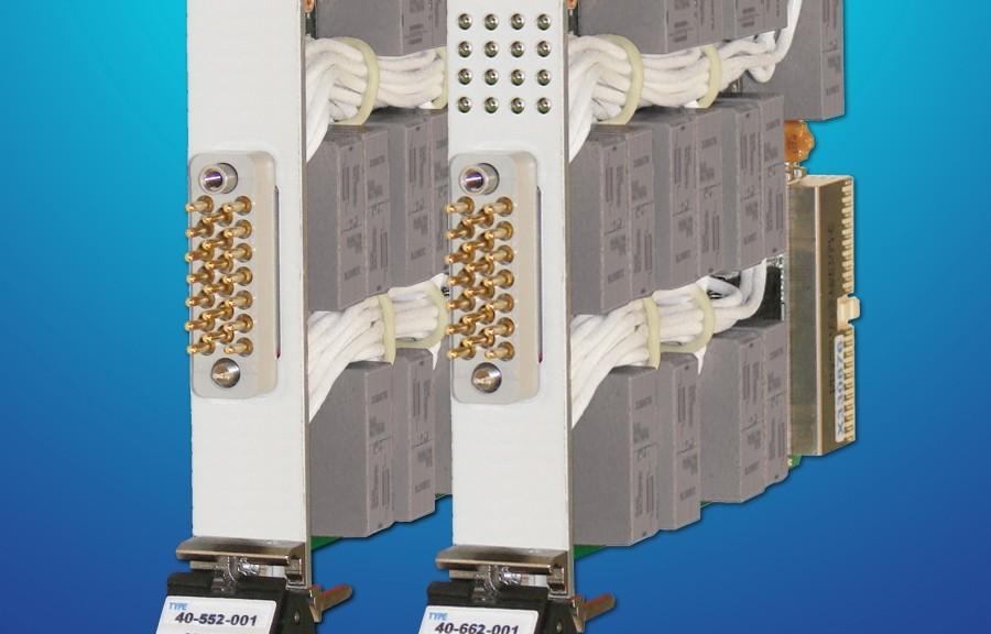 Commutation PXI Pickering 40-552 et 662