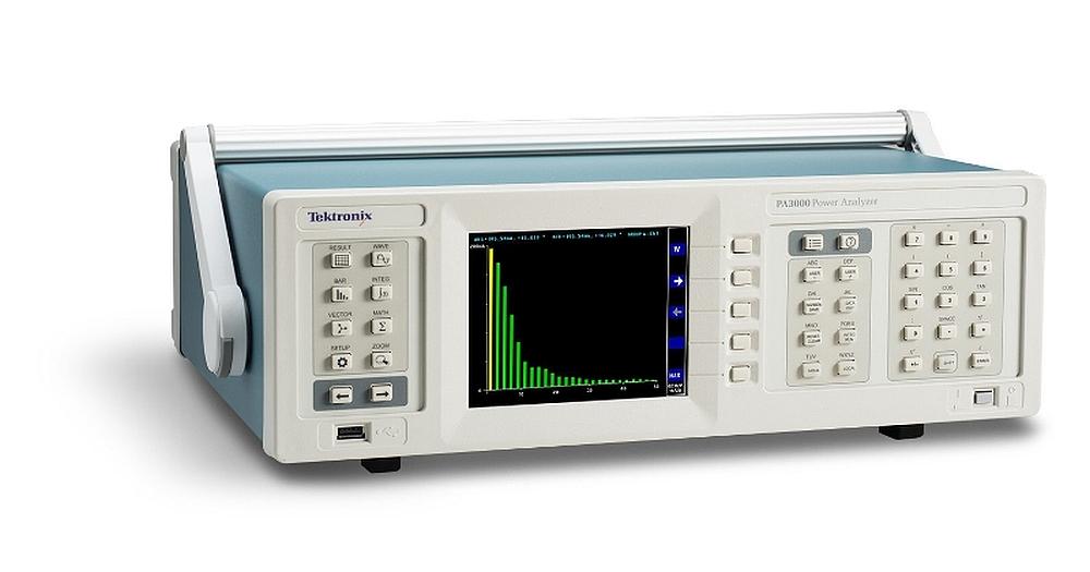 Analyseur de puissance Tektronix PA3000
