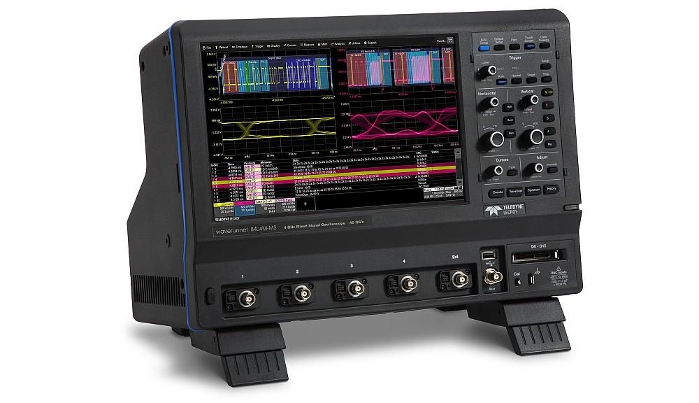 Teledyne Lecroy Oscilloscopes Waverunner 8000