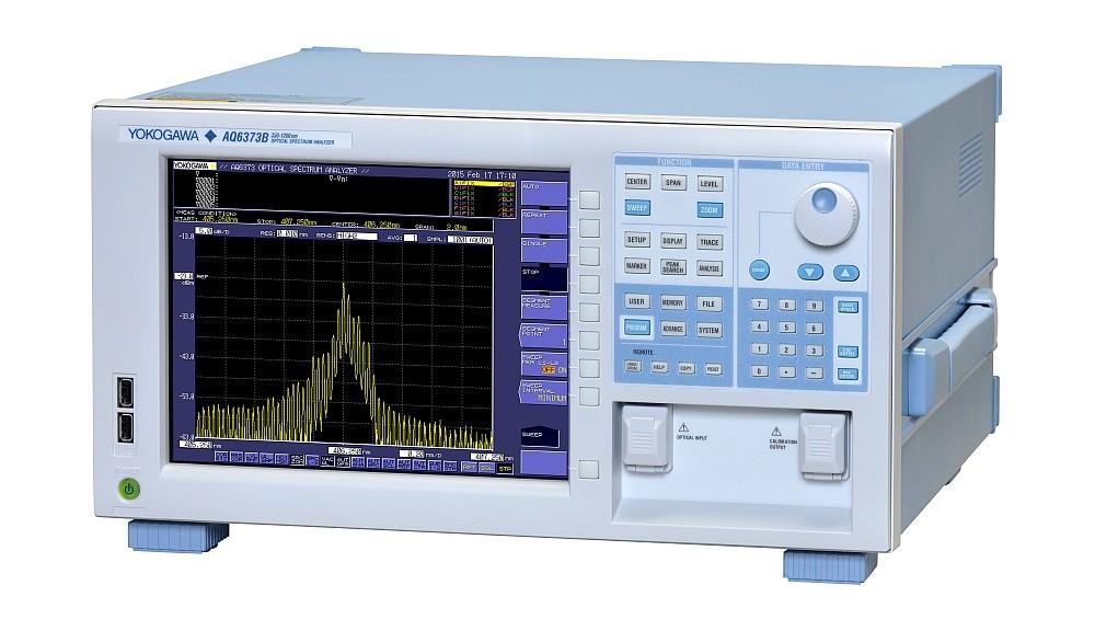 Yokogawa analyseur spectre optique AQ6373B