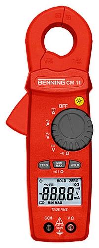 Pince de courant Benning CM11