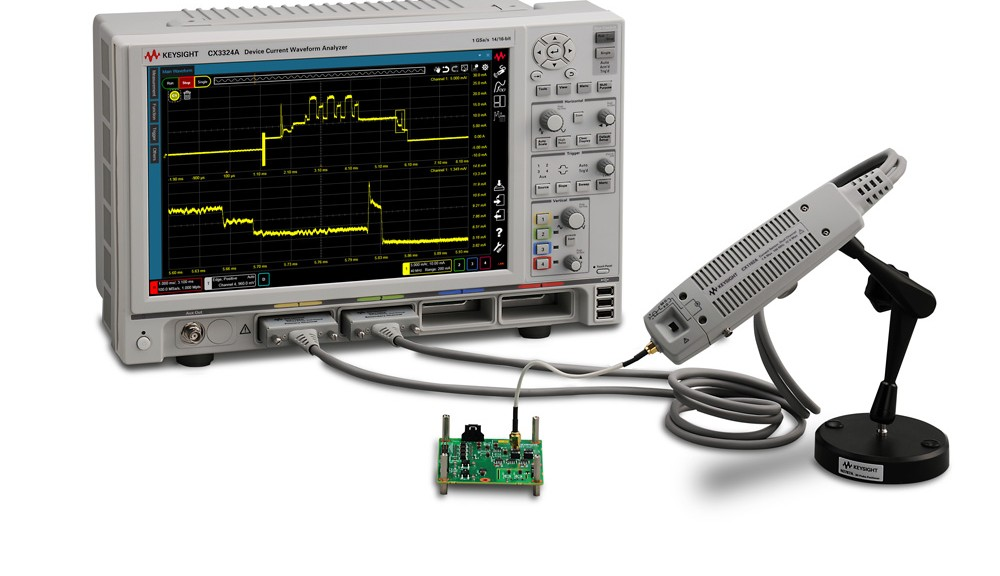 Analyseur de courant Keysight CX3300