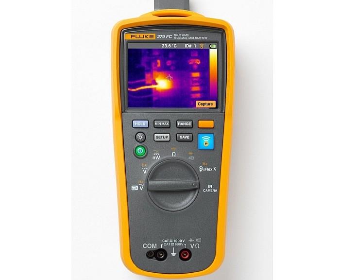 Multimètre et imageur thermique Fluke 279FC