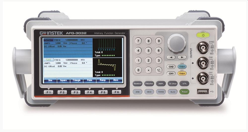 Générateur arbitraire GW Instek AFG-303x