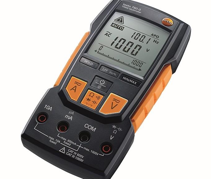 Multimètre testo 760-3