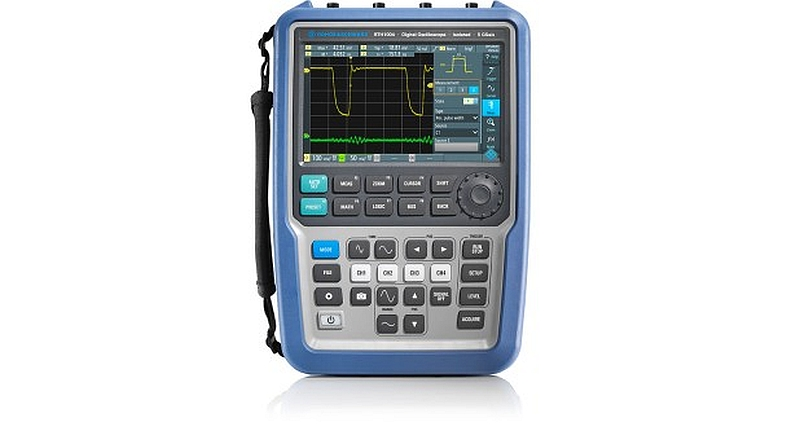 Oscilloscope portable Scope Rider de Rohde & Schwarz