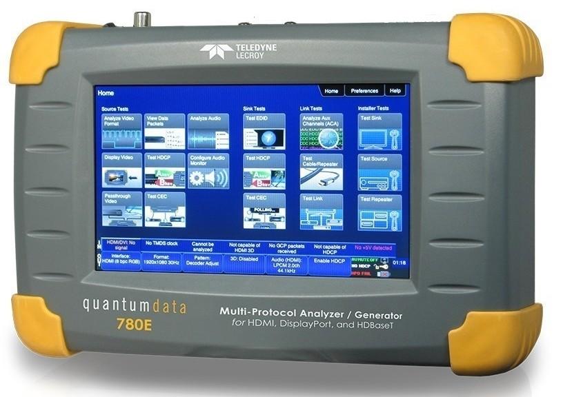 Testeur quantumdata 780E de Teledyne LeCroy