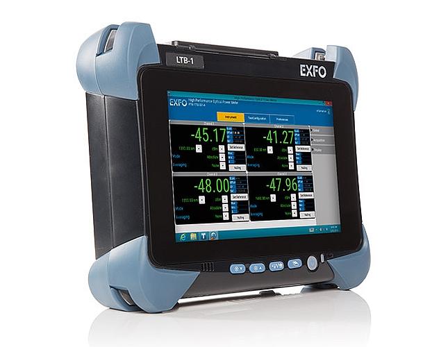 mesure puissance optique Exfo LTK-1