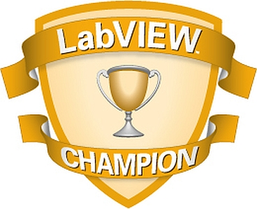 logo Champion LabVIEW