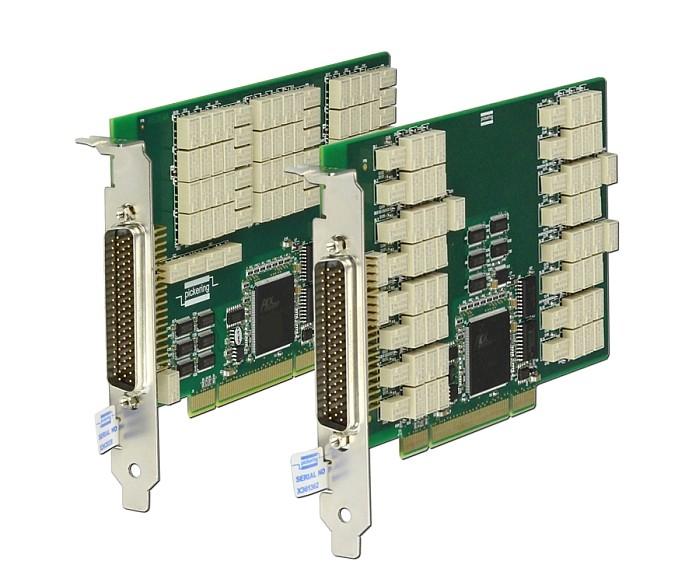 Carte PCI insertion de défauts Pickering 50-200 et 50-201