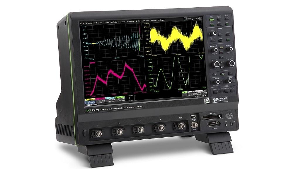 Oscilloscope HDO9000 de Teledyne Lecroy