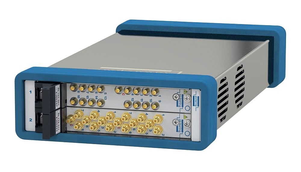 Châssis USB LXI 2 slots modèle 60-104 de Pickering