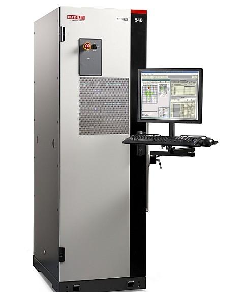 Testeur semiconducteur de puissance keithley S540 de Tektronix