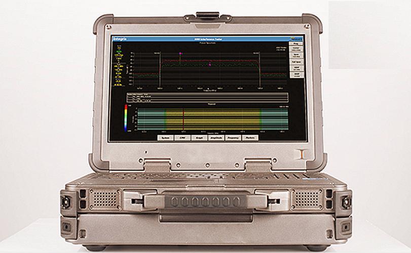 Analyseur RF sur CPRI Integris d'Absolute Analysis