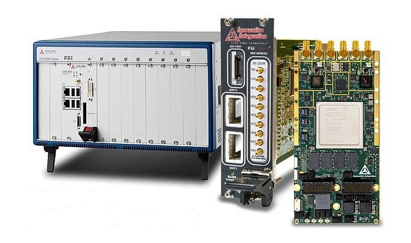 Module générateur XU-TX sur carte PXIe-XMC d'Innovative Integration