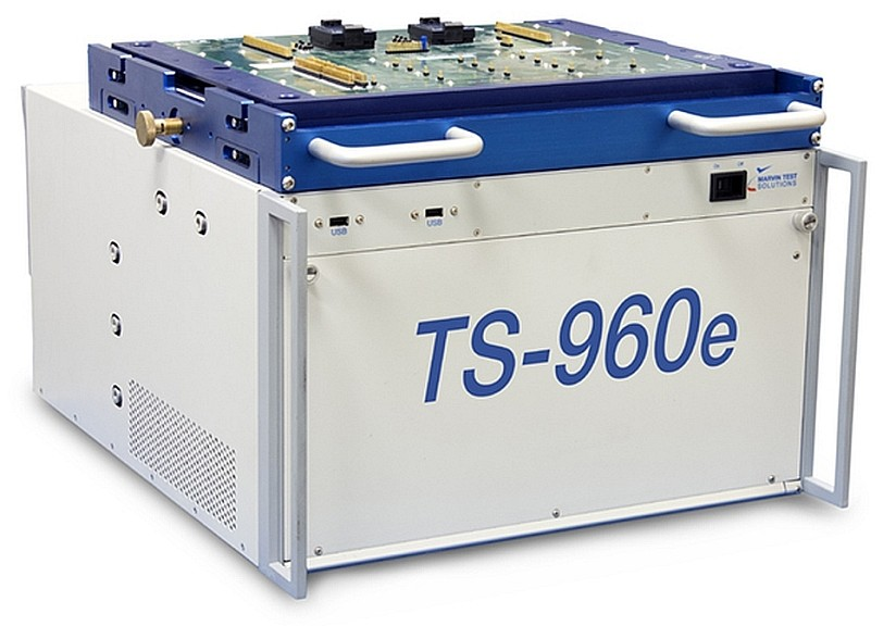 Système de test TS960e de Marvin Test Solutions