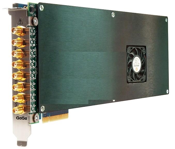 Numériseurs PCI Express Gen3 CompuScope RazorMax de GaGe