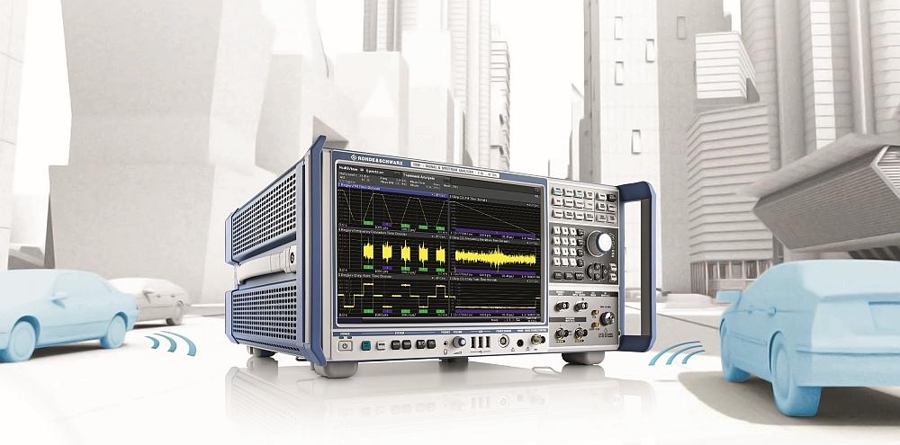 Analyseur de spectre et de signaux R&S FSW85 de Rohde&Schwarz