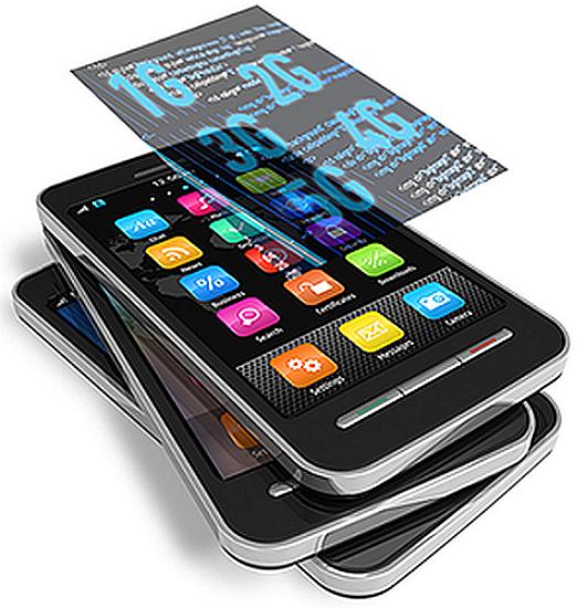 Solutions de test de Keysight pour le standard 1G à 5G de téléphonie mobile