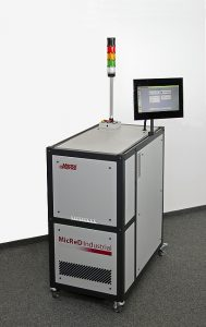 Testeur de puissance MicReD de Mentor Graphics