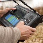 Analyseur portable SignalShark de Narda