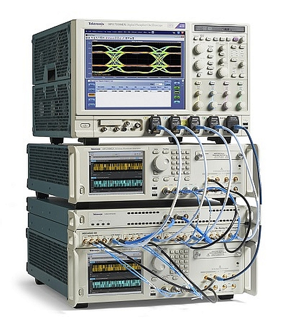 Solution de test Tektronix pour MIPI D-PHY v2.0