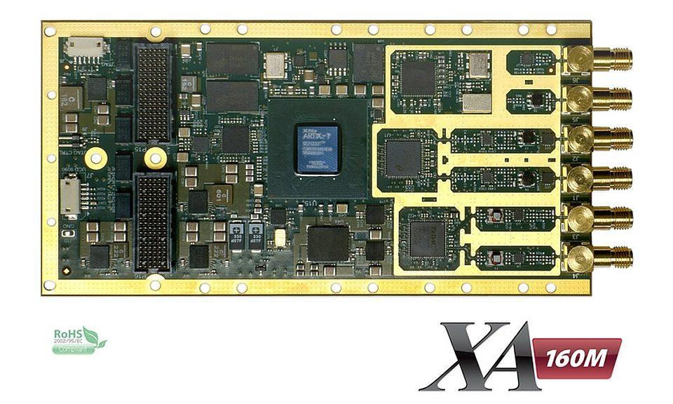 Carte XA-160M d'Innovative Integration