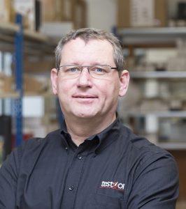 Jean-Michel Catherin, président fondateur de Testoon