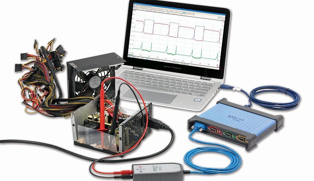 Module Oscilloscope USB PicoScope 4444