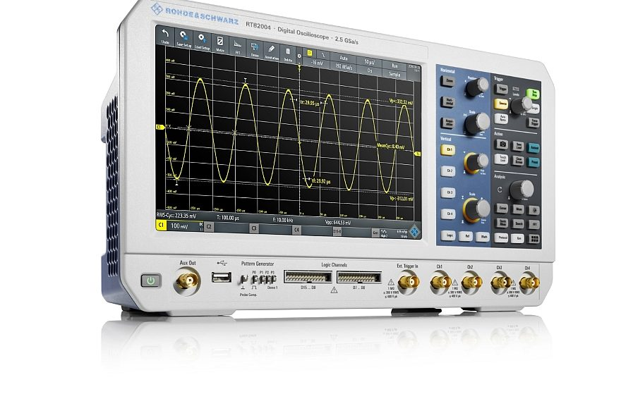 Oscilloscope R & S RTB2000 de Rohde & Schwarz