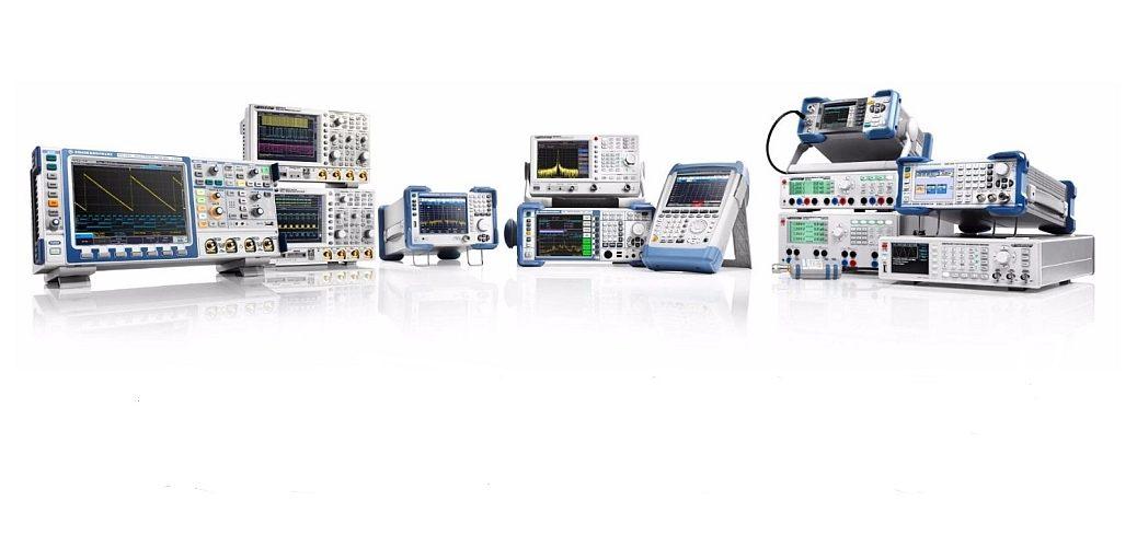 Rohde & Schwarz Gamme Value Instruments