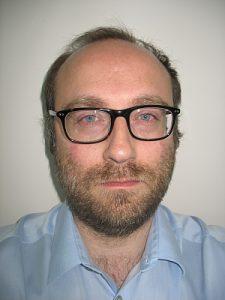 Sébastien Brzuchacz, Coordinateur Métier Tomographie au Cetim