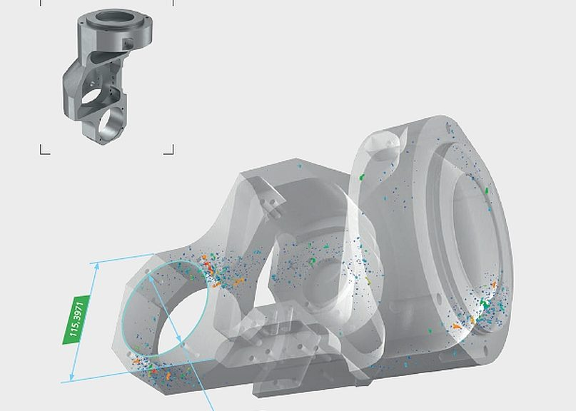 Tomographie à Rayons X par Zeiss