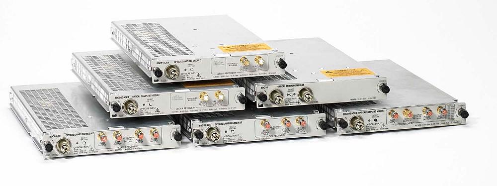 Modules optiques pour l'oscilloscope DSA8300 de Tektronix