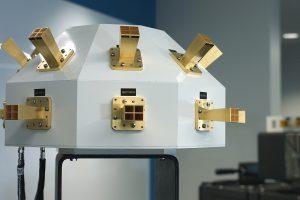 Système des sondage de canaux 5G conçu par AT & T et NI