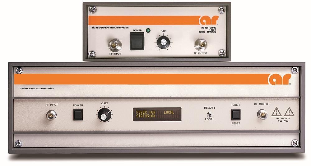 Les amplificateurs de série U d'AR