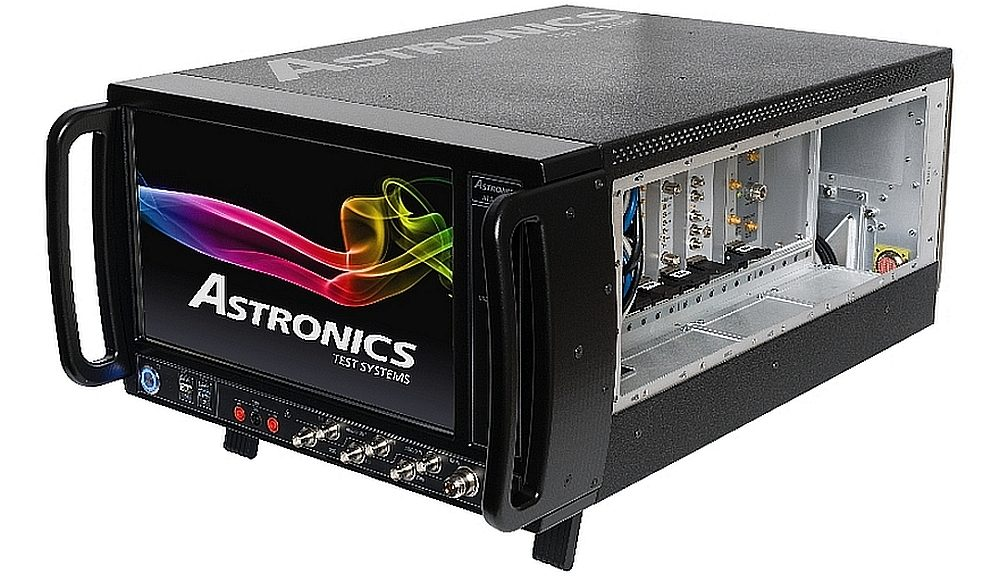Plate-forme PXI ATS-3100 d'Astronics Test Systems